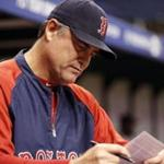 Though John Farrell won the World Series seven months ago, that doesn't mean he is immune to criticism.